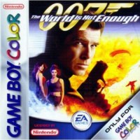 007 The World is not Enough Gameboy