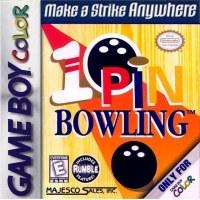 10 Pin Bowling Gameboy