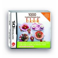 1000 Cooking Recipes from ELLE a Table Nintendo DS