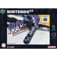 1080 Snowboarding N64