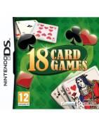 18 Card Games Nintendo DS