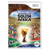 2010 FIFA World Cup South Africa Nintendo Wii