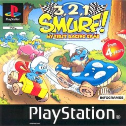 3-2-1 Smurfs: My First...
