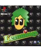 3D Lemmings PS1