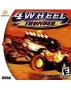 4 Wheel Thunder Dreamcast
