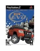 4 x 4 Evo 2 Big Wheels Big Action PS2