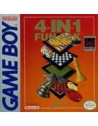 4-in-One Fun Pack Gameboy