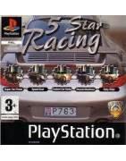 5 Star Racing PS1