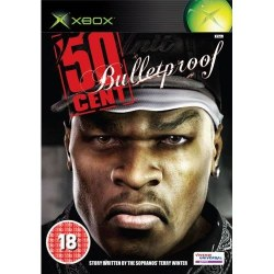 50 Cent Bulletproof Xbox Original