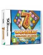 7 Wonders Treasures of Seven Nintendo DS