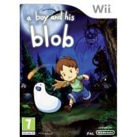 A Boy and His Blob Nintendo Wii