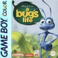 A Bugs Life Gameboy
