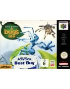 A Bugs Life N64