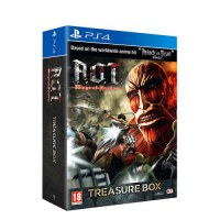 A.O.T Wings of Freedom Treasure Box Edition PS4
