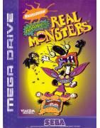 AAAH!!! Real Monsters Megadrive