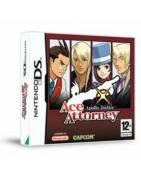 Ace Attorney Apollo Justice Nintendo DS