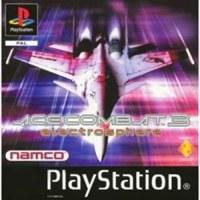 Ace Combat 3 PS1