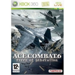 Ace Combat 6 Fires of...
