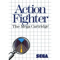 Action Fighter Master System