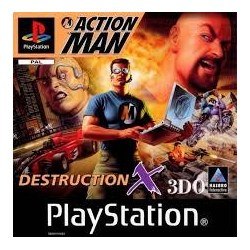 Action Man Destruction X