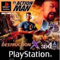 Action Man Destruction X PS1