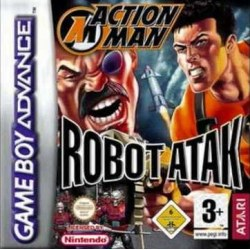 Action Man Robot Atak