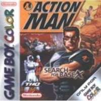 Action Man Search for Base X Gameboy