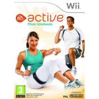 Active More Workouts EA Sports Nintendo Wii