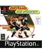 Actua Ice Hockey PS1