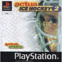 Actua Ice Hockey 2 PS1