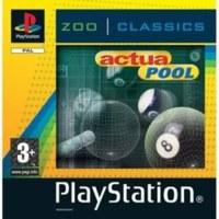 Actua Pool PS1