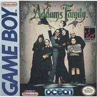Addams Family Gameboy