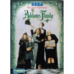 Addams Family Master System
