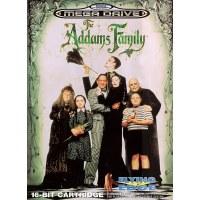 Addams Family Megadrive
