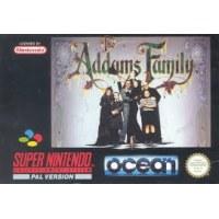 Addams Family SNES