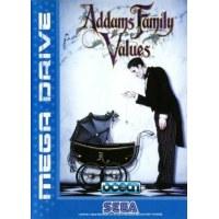 Addams Family Values Megadrive