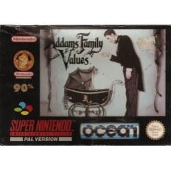 Addams Family Values SNES