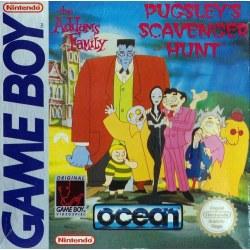 Addams Family: Pugsleys Scavenger Hunt Gameboy