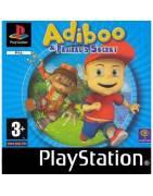 Adiboo Paziral's Secret PS1
