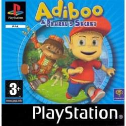 Adiboo Paziral's Secret