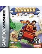 Advance Wars Gameboy Advance