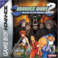 Advance Wars 2: Black Hole Rising Gameboy Advance