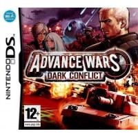 Advance Wars Dark Confict Nintendo DS