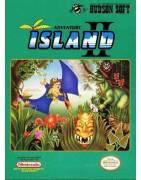 Adventure Island II NES