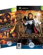 Adventure Pack: Lord of the Rings Xbox Original