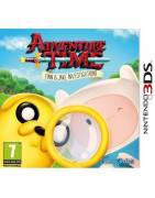 Adventure Time Finn and Jake Investigations 3DS