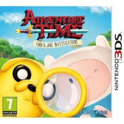 Adventure Time: Finn and...