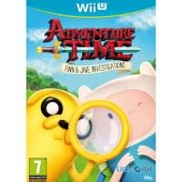Adventure Time: Finn and Jake Investigations Wii U