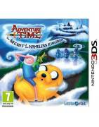 Adventure Time The Secret of the Nameless Kingdom 3DS