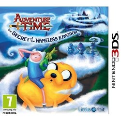 Adventure Time: The Secret...